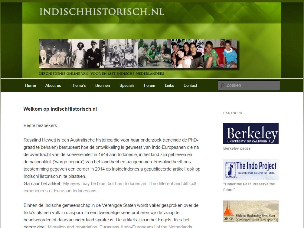 websiteindisch