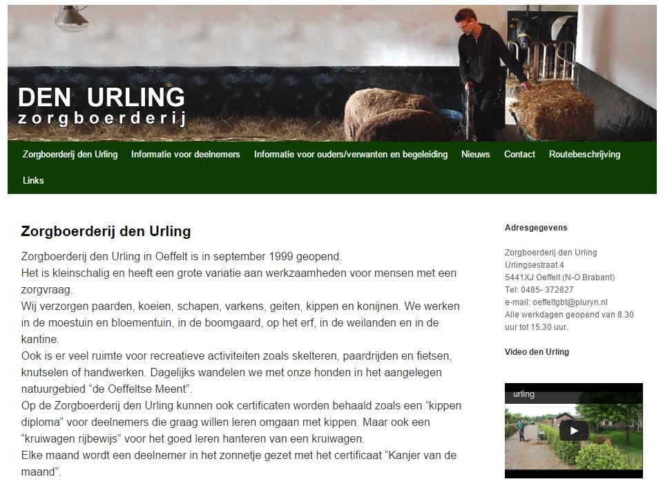 websiteurling